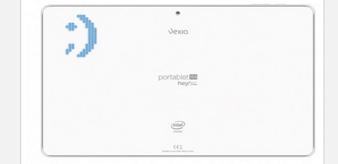 vexia tablet carcasa