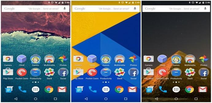 android 6.0 pantalla