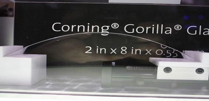 gorilla glass lamina