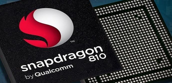 qualcomm snapdragon 810 procesador