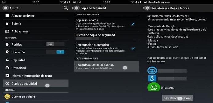 android 5.0 interfaz