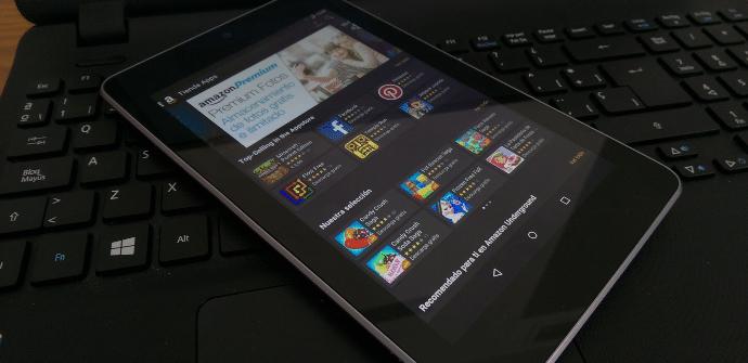 Amazon AppStore tablet Nexus