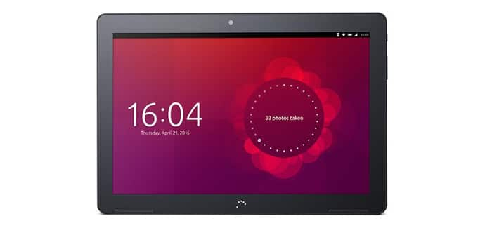 tablet ubuntu touch