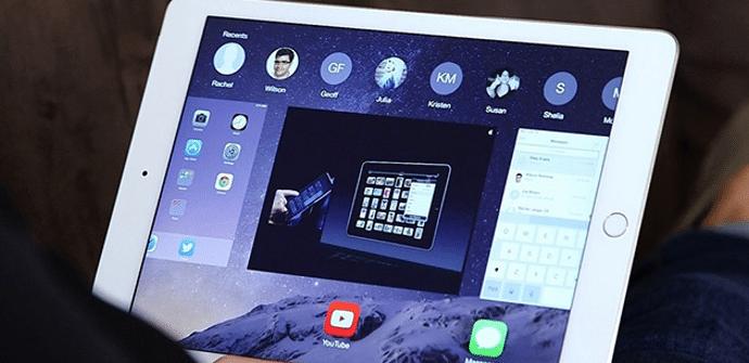 Multitarea iPad
