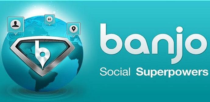 banjo app logo