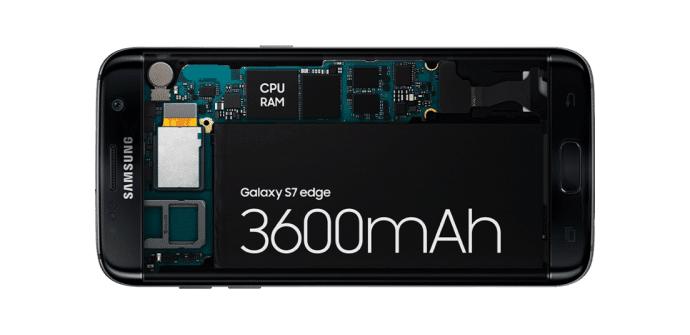 bateria Samsung Galax S7 Edge