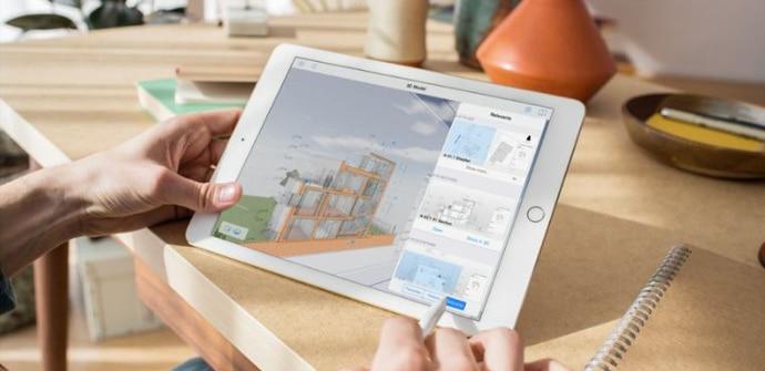 iPad Pro 9.7 procesador y RAM