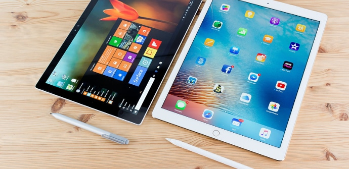 iPad Pro vs PC vs Surface