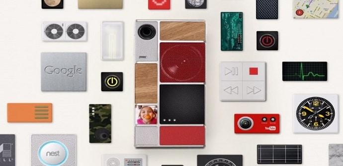 project ara móviles modulares