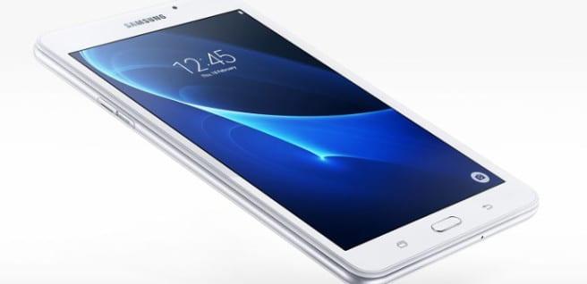 Nueva Galaxy Tab A