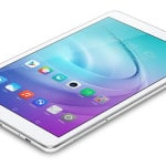 Huawei tablet T2 Pro frontal