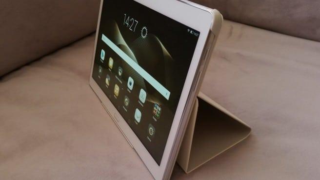 Tablet Huawei soporte funda