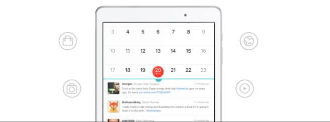 Huawei EMUI calendario