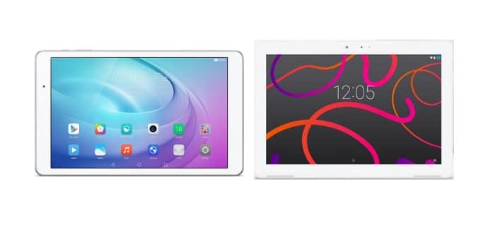 Huawei MediaPad T2 Pro bq Aquaris M10