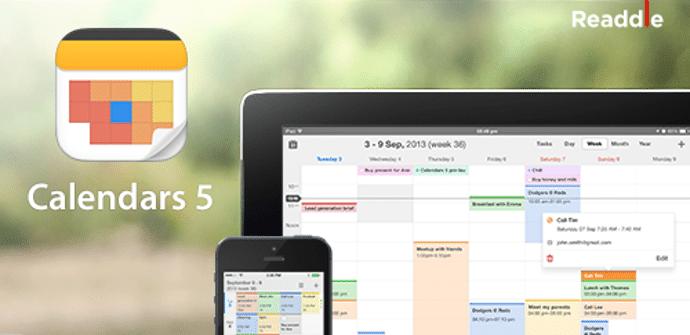 calendario ipad iphone