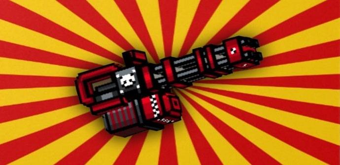 pixel gun 3d pantalla