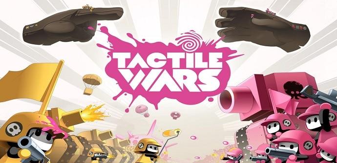 tactile wars app