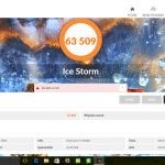 Notebook E15 Ice Storm