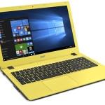 Acer Aspire E15 amarillo mate