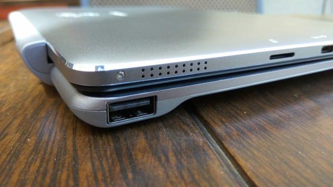 HiBook 10.1 altavoz