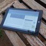 HiBook 10.1 modo tableta