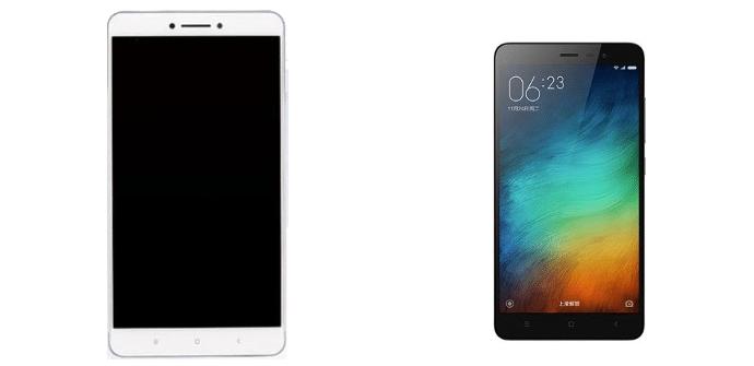 Xiaomi Mi Max Redmi Note 3 Pro