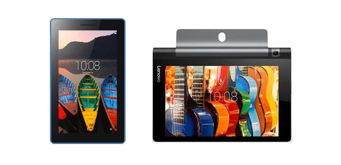 Lenovo Tab3 Essential Lenovo Yoga Tab 3