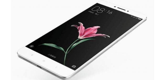Xiaomi Mi Max blanco