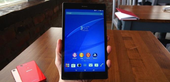 Tablet Compact Xperia Z3 recibe Marshmallow