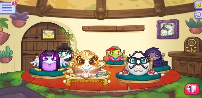 egg! app personajes