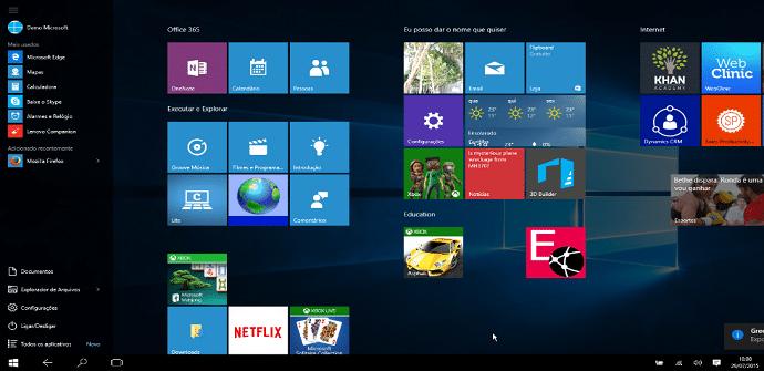 modo tableta windows 10