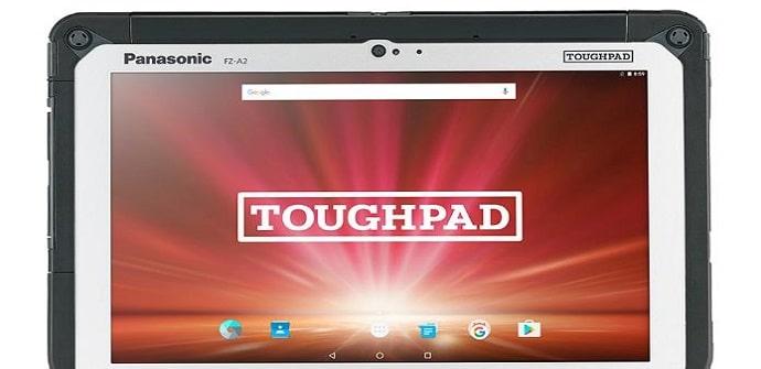 panasonic toughpad tablet