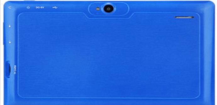 q8 tablet camara