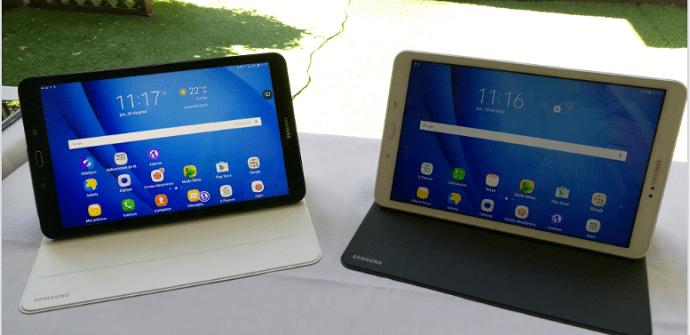 galaxy tab a tablets