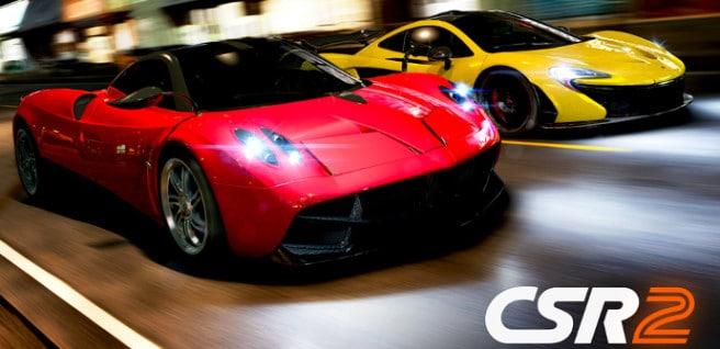 CSR racing 2 juego