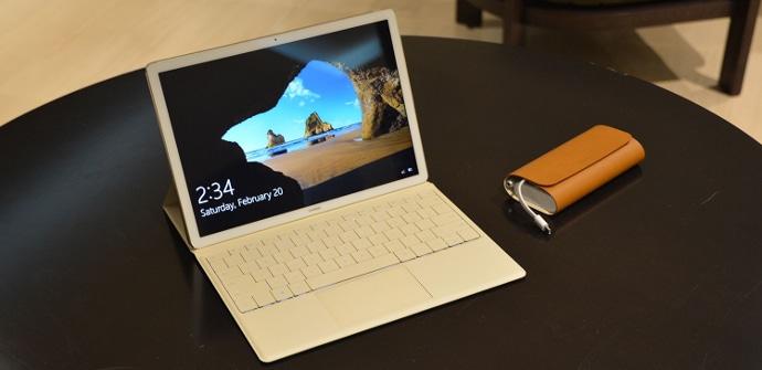 Huawei matebook mas accesorios