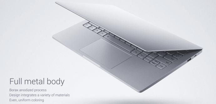 Mi Notebook Air 13,3 precio caracteristicas