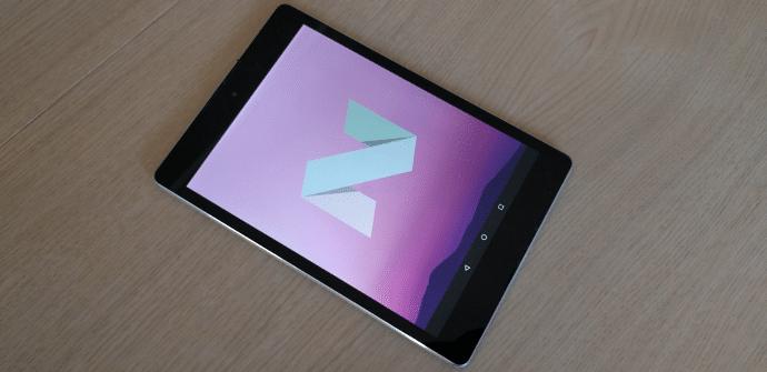 Nexus 9 API OpenGL