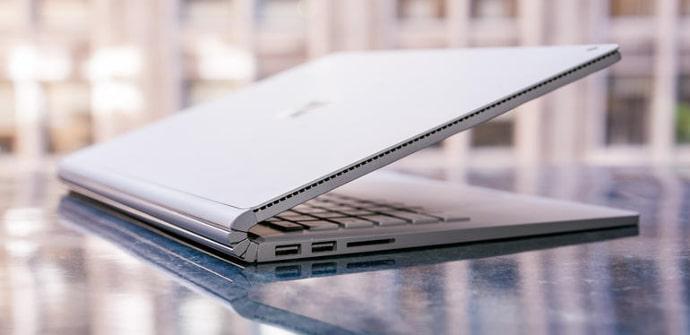 Surface Book modelos para 2017
