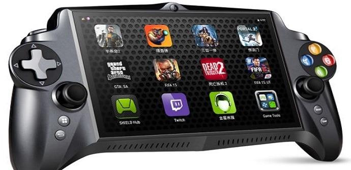 jxd tablet pantalla