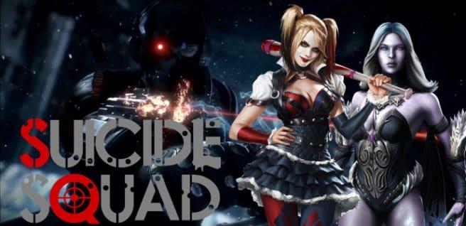 suicide squad juego
