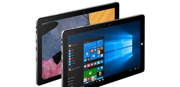 Chuwi HiBook Pro pantalla mejorada