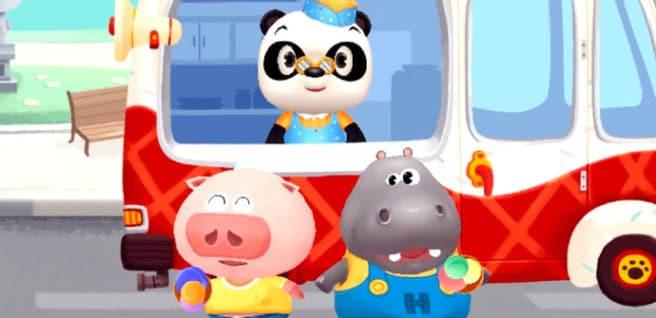 La Heladería del Dr. Panda iOS