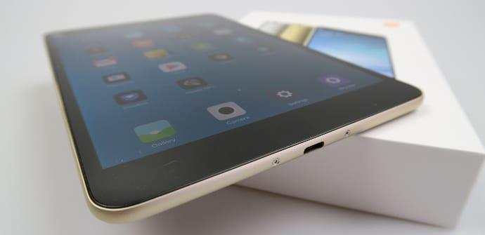 Xiaomi mi Pad 2 recovery personalizada