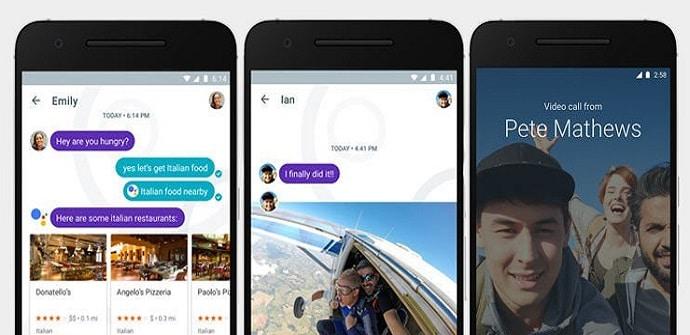 google duo smartphone