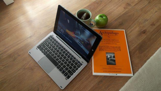 HiBook Pro 2K analisis