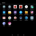 HiBook Pro 2K cajon de apps android