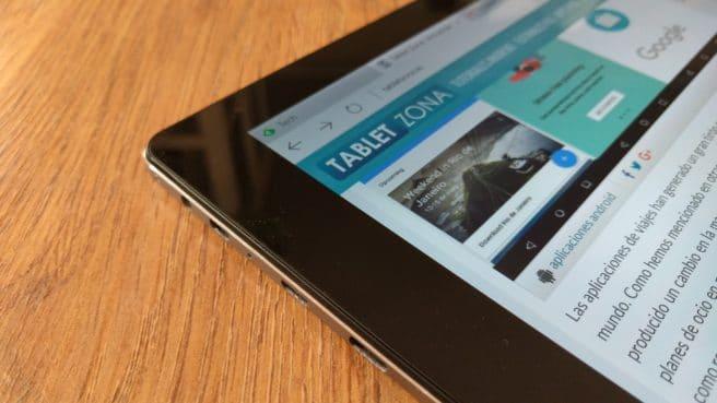 HiBook Pro 2K marco pantalla
