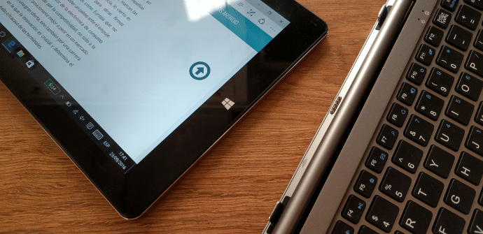 Chuwi HiBook Pro analisis tabletzona
