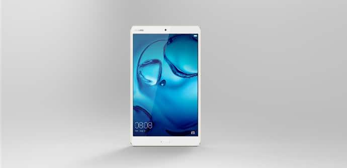 Huawei MediaPad M3 mejor tablet android